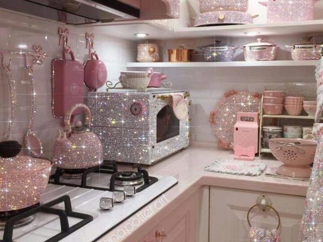 Rhinestone Kitchen