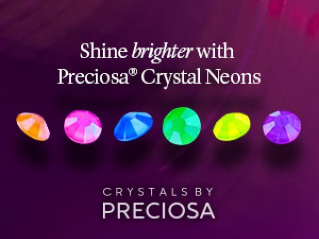 Preciosa Crystal Neons launch