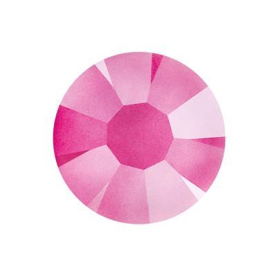 Preciosa MAXIMA Flatback - Crystal Neon Pink