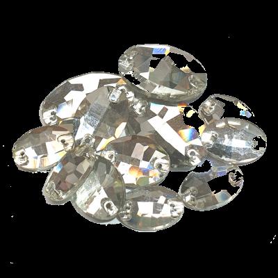 Premium DMC Stone Crystal Oval