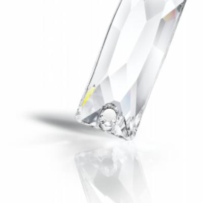 Preciosa Slim Baguette - Crystal