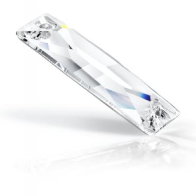 Preciosa Slim Baguette - Crystal pic 2
