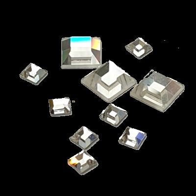 Preciosa Square - Crystal pic 2