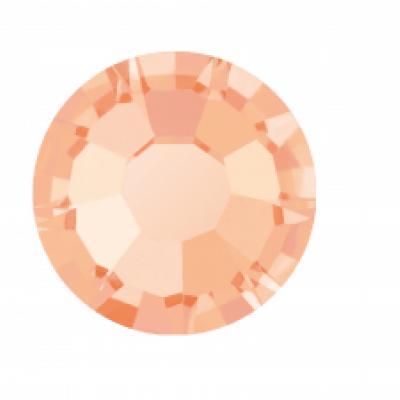 Preciosa VIVA12 Flatback - Apricot
