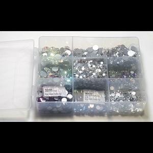 8-Compartment Storage Box 42x180x140