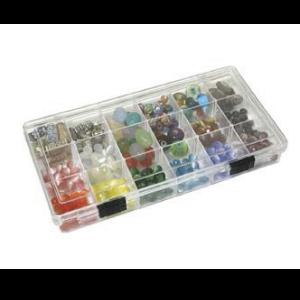 18-Compartment Storage Box 42x275x180