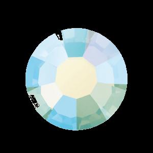Preciosa VIVA12 Flatback - Chrysolite Opal AB
