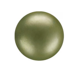 Preciosa Pearls - Dark Green