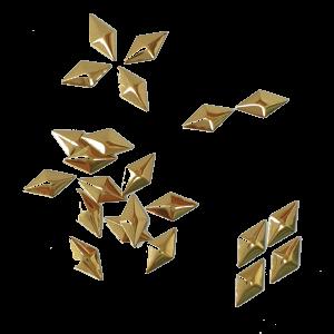Diamonds - Bright Gold