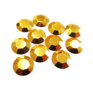 Gold Rhinestuds
