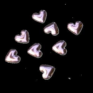 Hearts - Light Pink