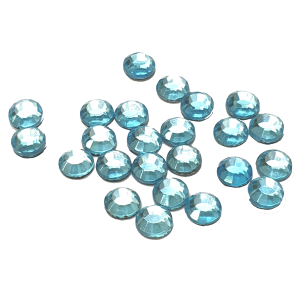 Light Aquamarine AAA Grade Diamantes