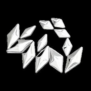 Diamonds - Bright Silver