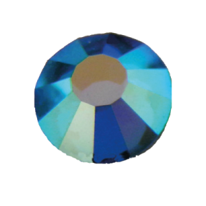 Preciosa VIVA12 Flatback - Capri Blue AB