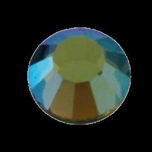 Preciosa VIVA12 Flatback - Olivine AB