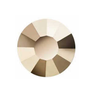 Preciosa VIVA12 Flatback - Starlight Gold