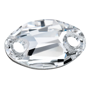 Preciosa Oval - Crystal