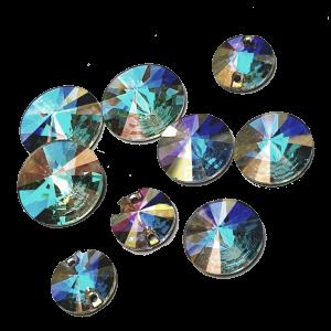 Preciosa Rivoli - Crystal AB